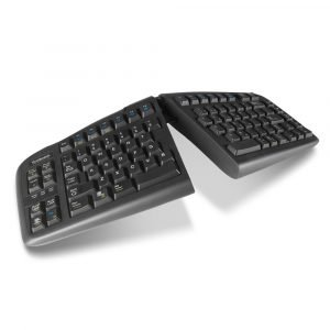 The Goldtouch V2 Adjustable Keyboard