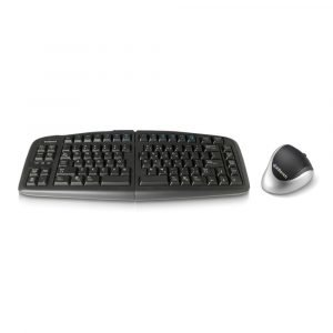The Goldtouch V2 Adjustable Keyboard and Comfort Mouse Bundle