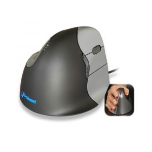 vertical mouse image with inset of hand on vertical mouse
