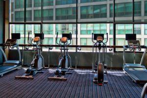 Office Gym preventative healthcare