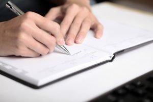 Writing To Do List Office Inefficiencies
