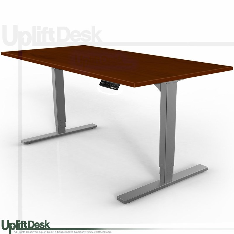 How To Use An Adjustable Standing Desk Goldtouch
