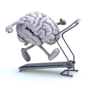 exercise for productivity and brain