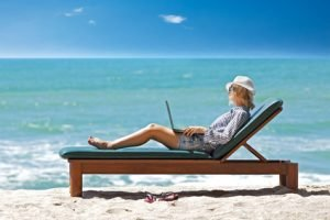 Summer Vacation The Ergonomic Way