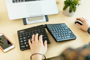 Best Ergonomic Keyboard Lifestyle GTP-0044W