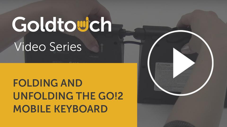 Fold Go!2 Keyboard