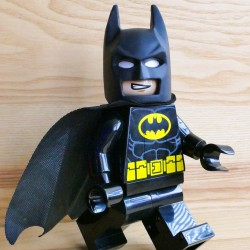 superman vs. batman fight