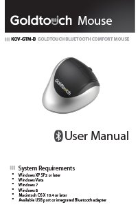 Bluetooth Comfort Mouse User Guide