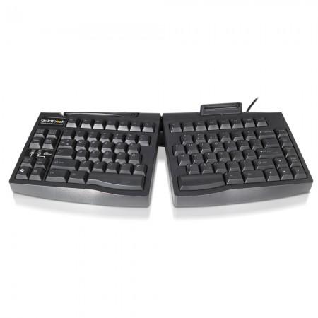 ErgoSecure 2.0 Smart Card Keyboard GTS-0077 Best Ergonomic Keyboard