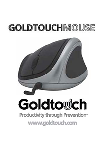 Goldtouch Mouse User Guide
