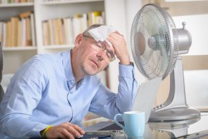 Tips to Keep Your Cool in the Office