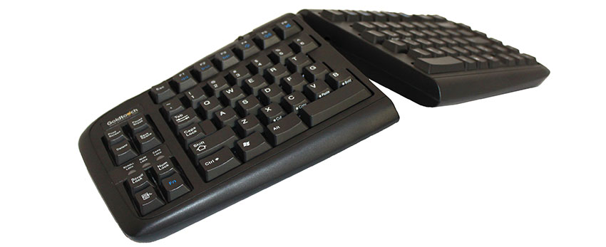 GTN-0099 ergonomic keyboard