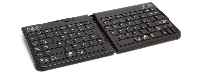 GTP-0044W ergonomic keyboard