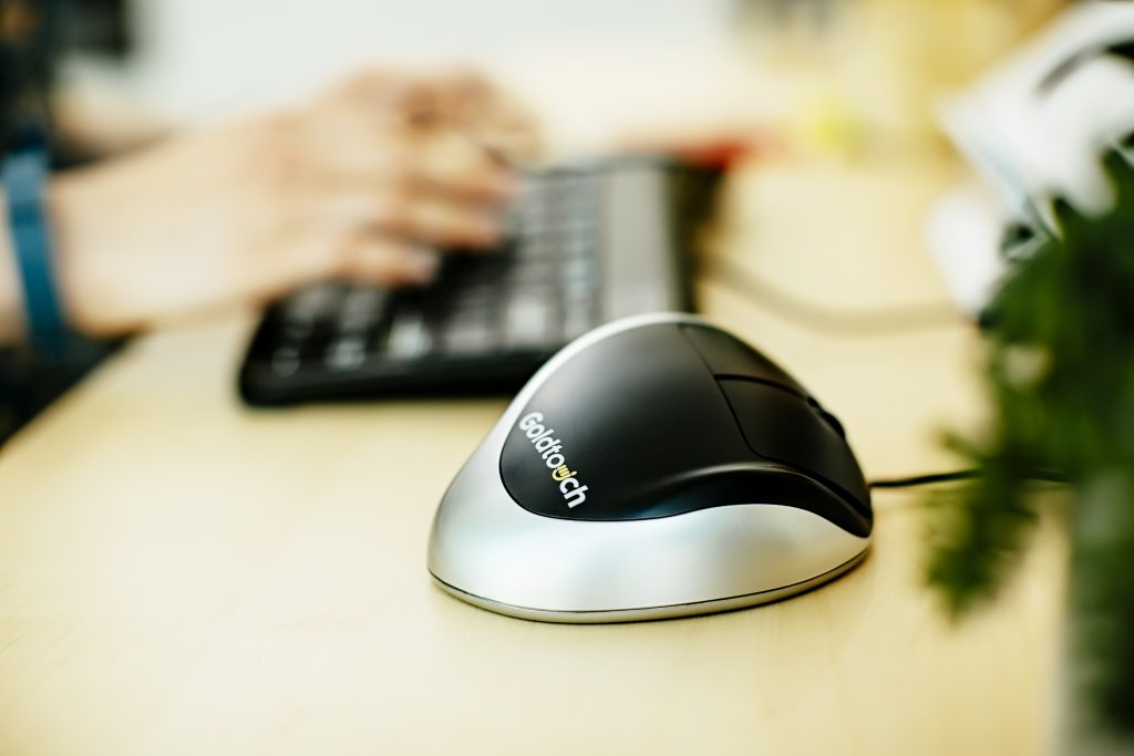 Best Ergonomic Mouse Goldtouch Comfort Mouse