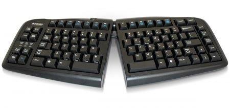 Goldtouch V2 Keyboard, Popular Ergonomic Keyboards, GTN-0099, GTU-0088