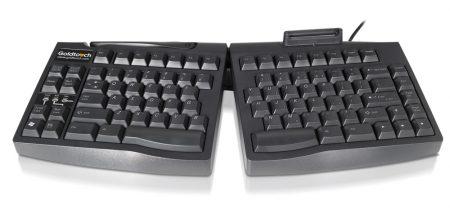 Goldtouch ErgoSecure 2.0 Keyboard, Popular Ergonomic Keyboards, GTS-0077