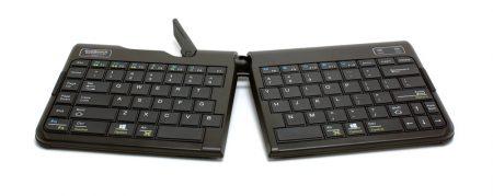 Goldtouch Go!2 Bluetooth Wireless Mobile Keyboard, Popular Ergonomic Keyboards, GTP-0044W