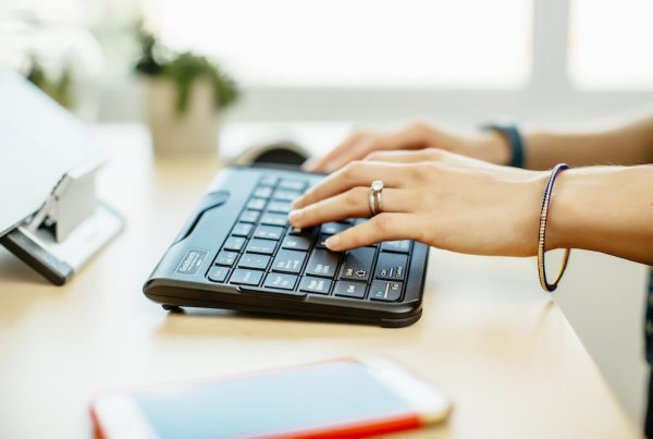 ergonomic split keyboard