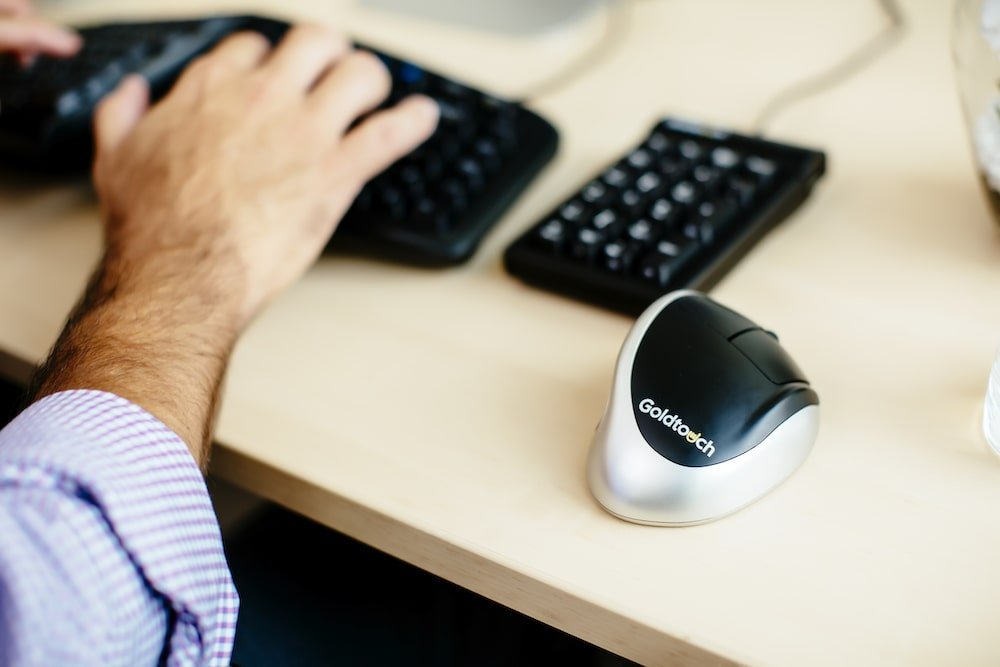 Why Use an Ergonomic Mouse?
